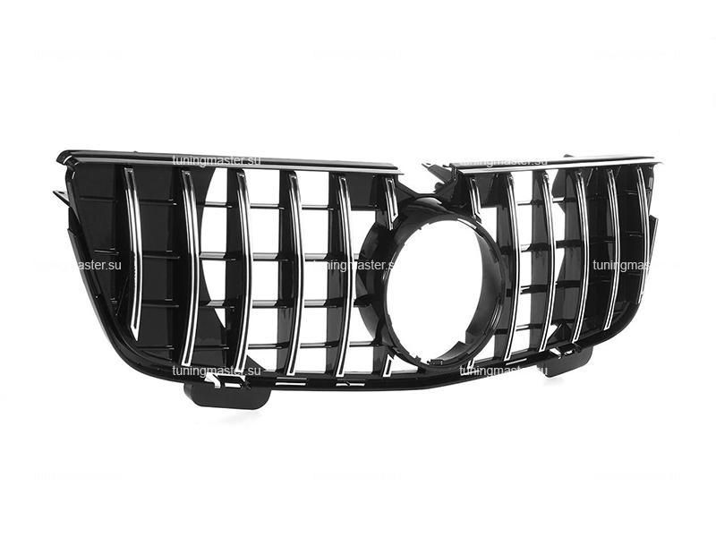 Решетка радиатора Mercedes Benz GL X164 стиль GT
