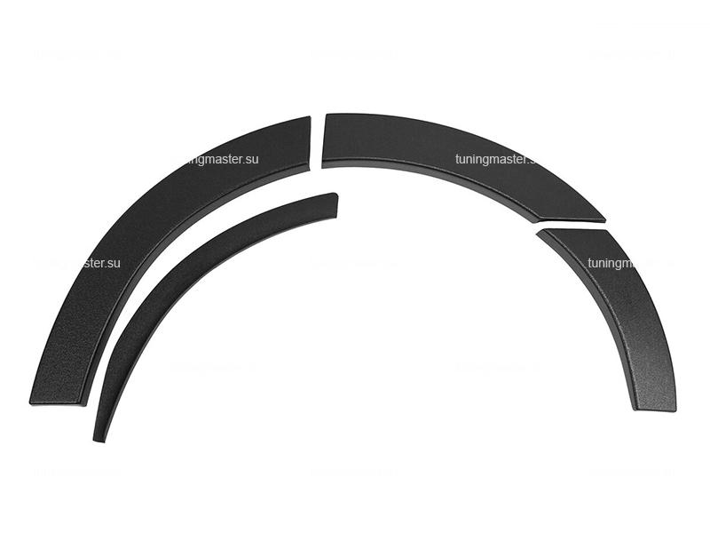 Накладки на колесные арки Great Wall Hover H5
