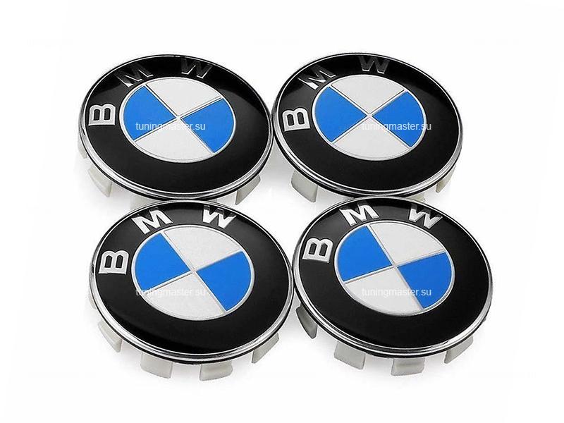 Заглушки колесных дисков BMW