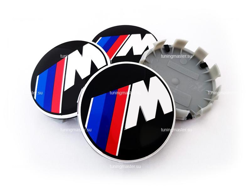 Заглушки колесных дисков BMW M