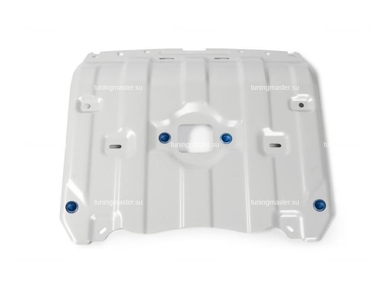 Защита радиатора и картера BMW X6 G06 (алюминий)