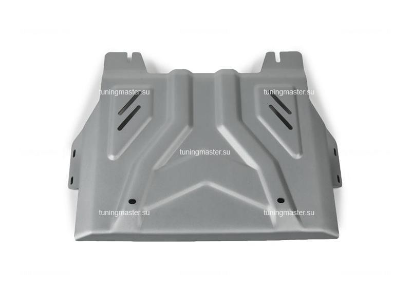Защита раздатки Mitsubishi L-200 (алюминиевая)