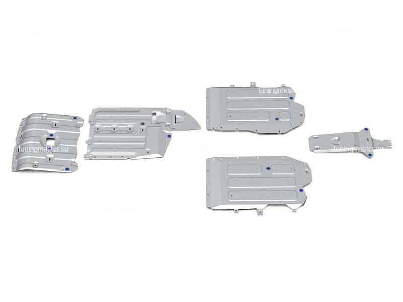 Комплект защит для BMW X6 G06