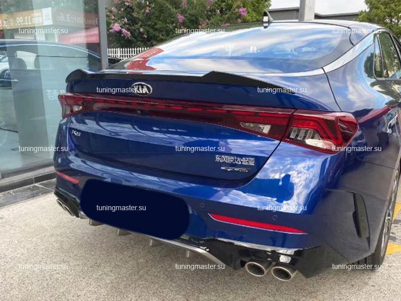 Спойлер на крышку багажника Kia K5 (Original Style)