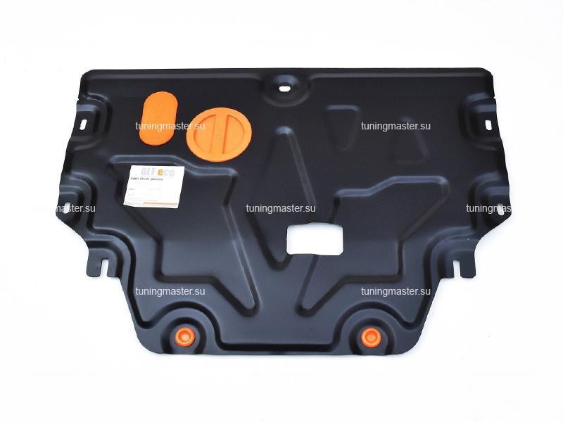 Защита картера и КПП Kia Picanto 3