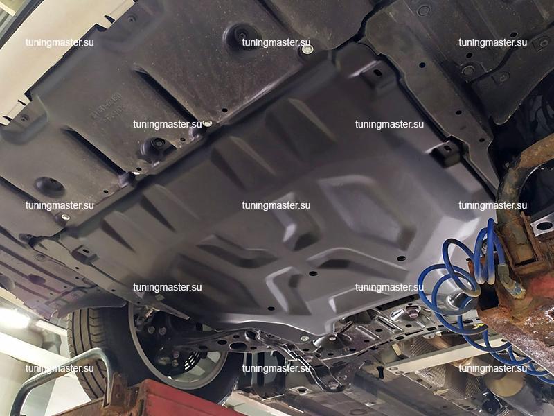 Композитная защита картера Toyota Corolla E-210