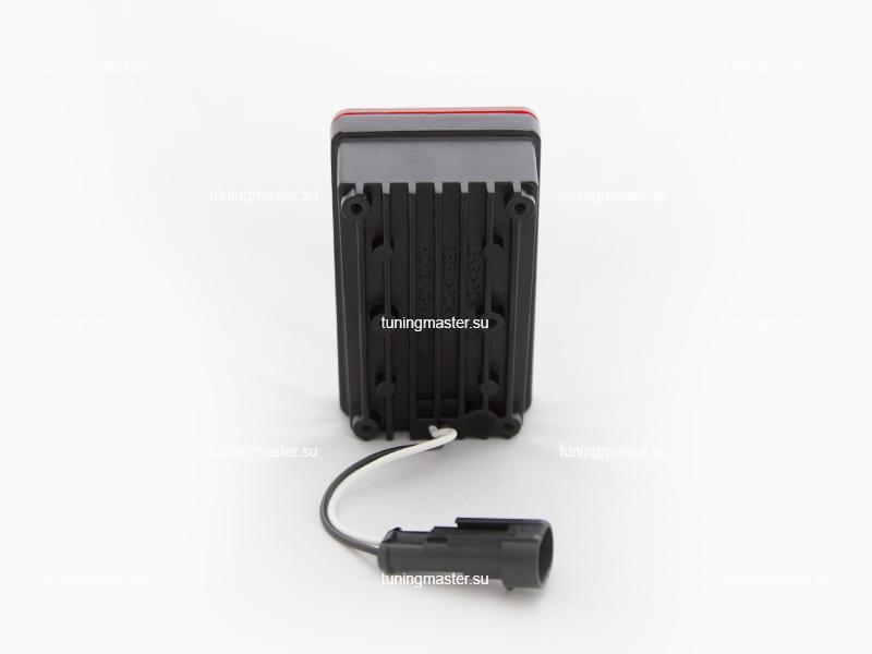 Стоп-сигнал в диффузор заднего бампера (красный) (2)