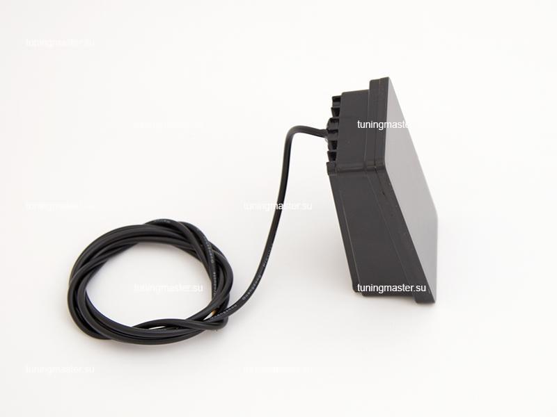Стоп-сигнал диодный в диффузор заднего бампера (черный) (2)
