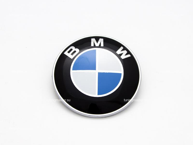 Эмблема BMW Classic (82 мм)