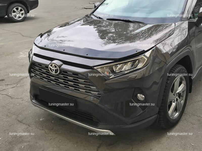 Дефлектор капота Toyota RAV4 XA50