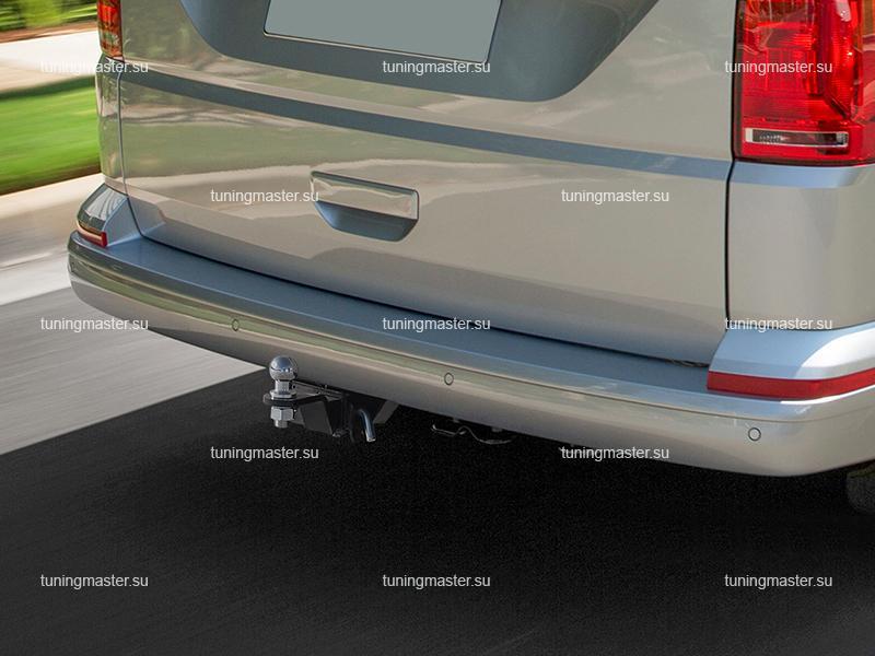 Фаркоп для Volkswagen Transporter быстросъемный (без электрики)
