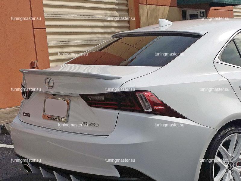 Козырек на заднее стекло Lexus IS250