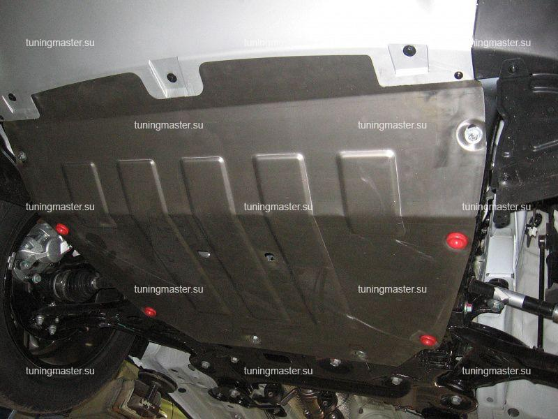 Защита картера и КПП Chery Tiggo 7 Pro